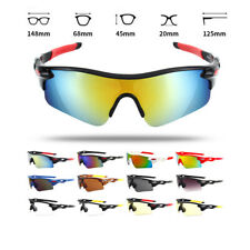 Gafas de Sol para Hombre Ciclismo Bicicleta Bici Deportes al Aire Libre Conducir pesca gafas UK