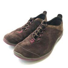 Merrell Women's Ellipse Coffee Bean Suede Casual Shoe J76014  Size 8.5
