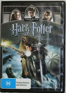 Harry Potter And The Deathly Hallows  Part 1 - Region 4 - Preowned Tracked (D560