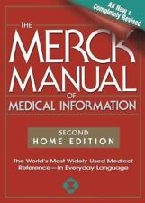 The Merck Manual of Medical Information by Mark H. Beers (2003, Hardcover, Revis