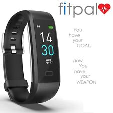 FITPAL FITNESS ACTIVITY TRACKER WATCH FITBIT SMART BRACELET