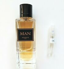 Adnan B. Man *5 ML SAMPLE SIZE DECANT ATOMIZER VIAL*