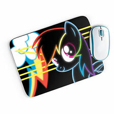 NEW Rainbow Dash My Little Pony PC Laptop Mousepad Mouse Pad Mat FREE Ship Gift