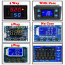 1/2/3 Way PWM Pulse Adjustable Frequency Signal Generator Duty Cycle Square Wave