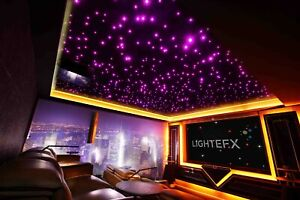 StarEFX DIY starlight 501 kit with 5-watt LED illuminator and DMX capabilities