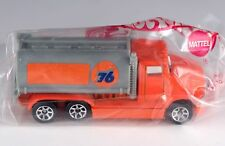 Hot Wheels Promo Union 76 Gas Oil Tanker Gray and Orange NIP