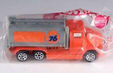 Hot Wheels Promo Union 76 Gas Oil Tanker Gray and Orange NIP
