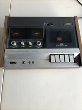 SUPERSCOPE BY MARANTZ CD-301A CASSETTE DECK. WONT SPIN TAPE. PARTS OR REPAIR.
