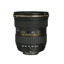 Tokina At-X 116 Pro Dx-Ii 11-16mm f/2.8 ultra-wide angle zoom Lens for Nikon F