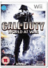 Wii & Wii U - Call of Duty World at War (COD) **New & Sealed** Official UK Stock