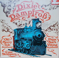LP Dixie Dampfross,VG+,cleaned Old Merry , Caver Stompers.. Metronome 201.039