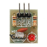 For Arduino Laser Receiver Transmitter Sensor Module Board Non Modulator Tube