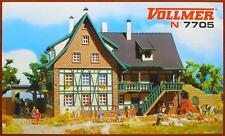 """Vollmer 7705 ( 47705 ) N - Bauernhaus """" Sonnenhof """" NEU & OvP"""