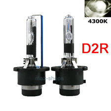 2Pcs AC HID Xenon Headlight Replacement Bulb 4300k D2R For Volvo XC90 2003-2006