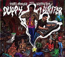 Roots Manuva Meets Wrongtom-Duppy Writer CD 2010 Big Dada-BDCD165