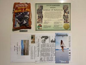 Atari Alamogordo Asteroids CIB Landfill Dig Game Over Documentary Video Game