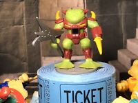 1986 Hasbro Takara Battle Beasts Action Figure Horny Toad #7