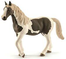 Schleich 13830 Chestnut Pinto Mare Model Paint Horse Toy Figurine 2017 - NIP