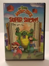 SUPER MARIO BROS SUPER SHOW Once Upon A Koopa (1990) DVD 2012