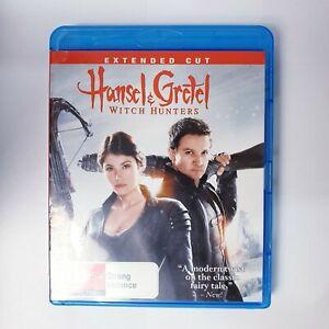 Hansel & Gretel Witch Hunters Movie Bluray Free Postage Blu-ray - Action Fantasy