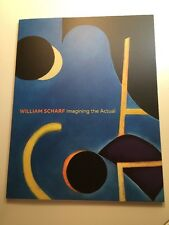 William Scharf Imagining the Actual 2016 First Edition Softcover C. Rothko NEW