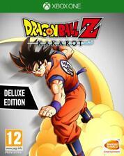 DRAGON BALL Z: KAKAROT Deluxe Edition XBOX ONENO CD/KEY [LEGGERE  DESCRIZIONE]