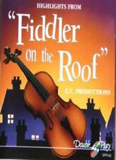 Highlights From Fiddler On The Roof.