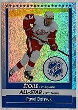 New listing 🌈Pavel Datsyuk 2009-10 O-Pee-Chee Rainbow Foil All Star AST10
