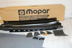 RECENT OEM NOS 1992-1996 DODGE VIPER RT/10 CONVERTIBLE SOFT TOP MOUNTING ARMS