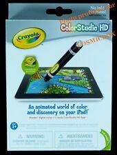 Stylo crayon iMarker digital CRAYOLA Color pour tablette iPad stylet numérique