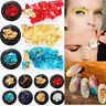Nail Art Foils Leaf Silver Gold Flakes Glitter Body Decorations Makeup Nail Tips