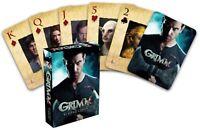 Spielkarten Poker Skat GRIMM Serie Spielkarten playing cards 52 er Blatt
