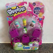 Shopkins Season 2 5 Pack With One Hidden Inside