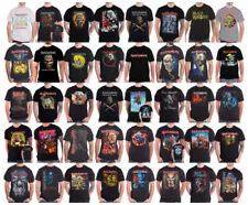 Band Iron Maiden T-Shirts for Men