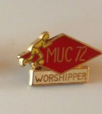 PINS FOOTBALL LE MANS - MUC 72 WORSHIPPER