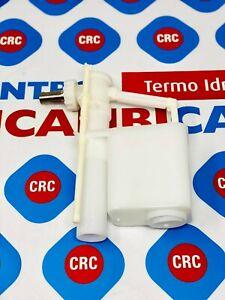 """RUBINETTO GALLEGGIANTE UNIVERSALE COMPATTO ORIGINALE KARIBA 3/8"""" COD: CRC300386"""