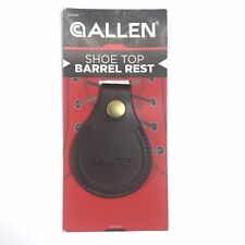 Allen Leather Shoe Top Barrel Rest For Trap & Skeet Range shoe top protector New