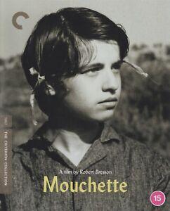MOUCHETTE (1967) dir: Robert Bresson / Blu-ray / Criterion / Mint, as new
