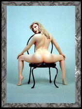 Sexy Vikki Blond Girl Woman body 1/6 unpainted figure resin model kit