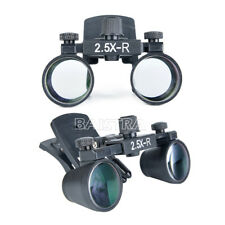 Dental Clip Type Surgical Medical Loupes Magnifier Clip DY-109 2.5X-R Binocular