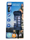 Philips Timer Outdoor Stake 6 Grounded Outlets Digital Timer photo