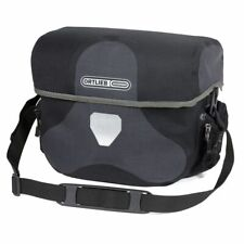 Ortlieb Ultimate Six Plus Handlebar Bag, Granite