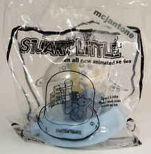 MIP Carl's Jr. 2003 Stuart Little SPIN A LITTLE Holiday SPINNING Mouse Toy