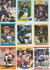 Huge 25 + different DAVE ANDREYCHUK cards lot 1988 - 1995 Sabres Maple Leafs