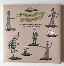 Edward Gorey *The Haunted Tea Cosy* Ltd. Ed. ILLUSTRATED/SIGNED BY GOREY - RARE