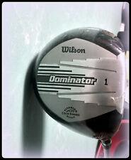 Wilson Brand Golf Driver - Men's Club - Dominator 1 - Titanium