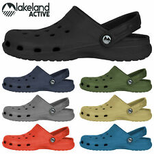 More details for lakeland active men's aira ventilated clogs garden beach shoes summer holiday