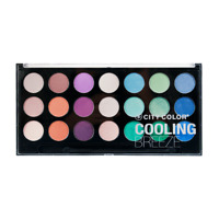 CITY COLOR COOLING BREEZE EYESHADOW PALETTE