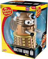 Doctor Who - Dalek Mr. Potato Head-UND02490