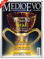 RIVISTA MEDIOEVO APRILE 2015 - GRAAL - VESPRI SICILIANI - PONTECORONO - GUERRA..